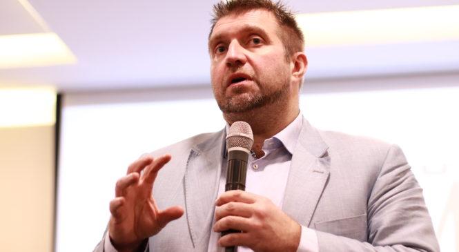 Дмитрий Потапенко в Твери: «Бизнес – это виндсерфинг»