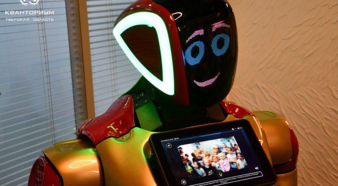 IT, VR и роботы