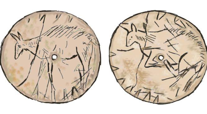 Первый «мультик» был сделан 20 тыс. лет назад