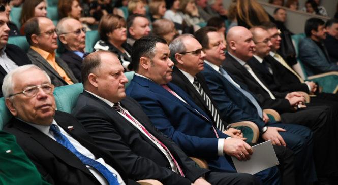 Финалист антипремии ВРАЛ наградил журналистов Тверской области