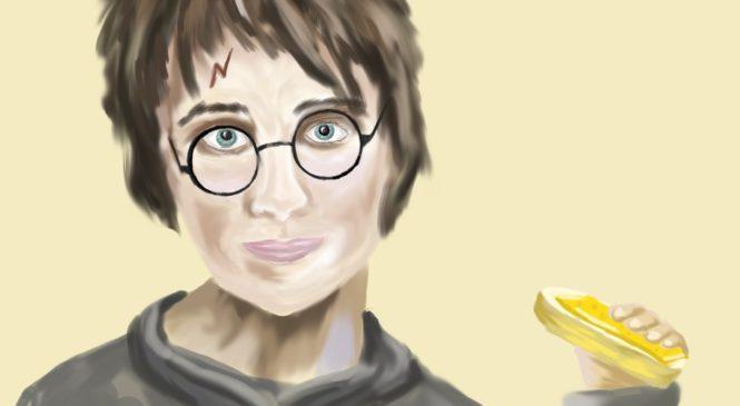 Научный комикс: Гарри Поттер и методы пищеварения