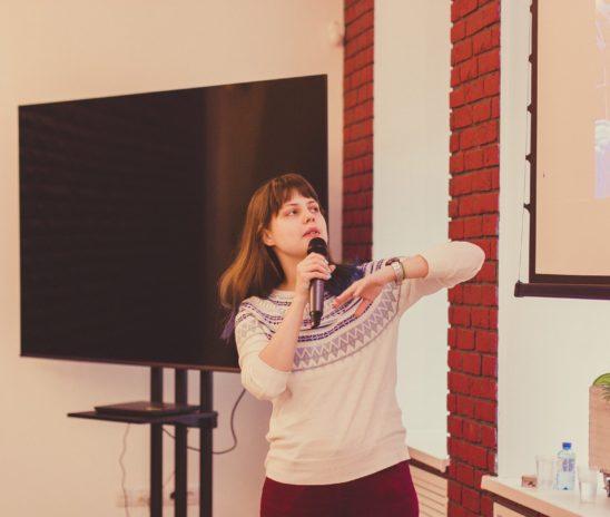 Полина Кривых: «Ваша память не жесткий диск, она никогда не кончится»