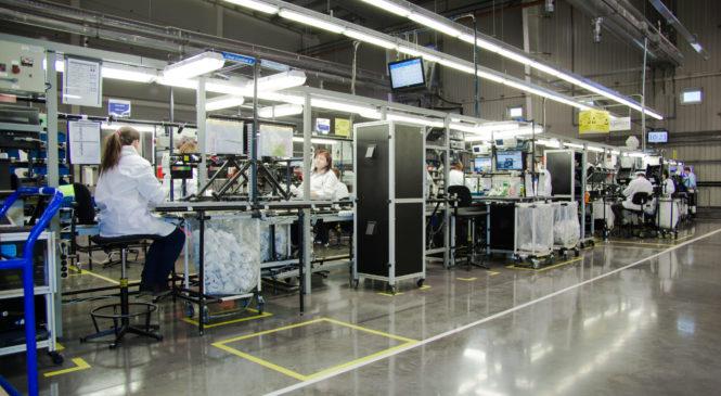 Завод Jabil в Твери производит электронику мировых брендов