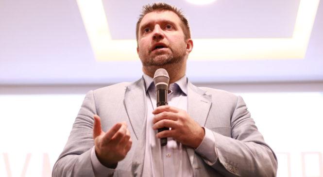 «Бизнес ложится на дно». 5 вопросов Дмитрию Потапенко